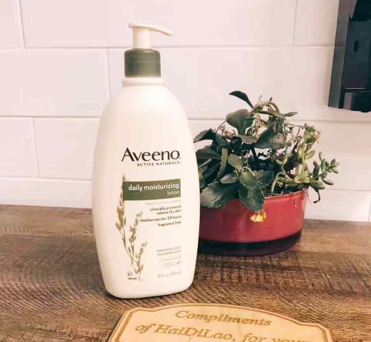 aveeno身体乳 aveeno身体乳怎么样及效果好吗