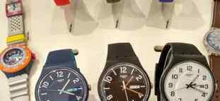 swatch swatch手表电池怎么换 swatch手表电池更换方法